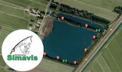 Simavis karperwater Friesland